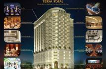 Bán căn hộ Terra Royal khách sạn 5* tại trung tâm quận 3, chỉ với 3,8 tỷ/58m2/2PN nhận ngay Chiết khấu 3%.