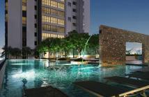 Cần bán gấp căn hộ D'edge Thảo Điền, 2 phòng ngủ 93m2 giá 6.8 tỷ view nội khu,sông LH: 0933639818