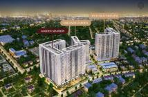 Hot! chủ nhà cần chồng tiền đất nền, chuyển nhượng lại căn hộ Golden Mansion khu vực sân bay Tân Sơn Nhất