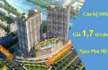 Bán căn hộ Officetel ngay ViVo Phú Mỹ Hưng - 1,7 tỷ/căn (VAT)