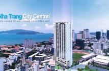 Chỉ TT 30% nhận ngay căn hộ, tặng nội thất bếp 25 triệu khi sở hữu căn hộ tại Nha Trang City Central