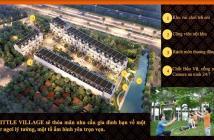 Bán dãy nhà phố cao cấp ngay Phạm Văn Đồng, Tháng 8 giao nhà. Nằm trong khu dân cư compound