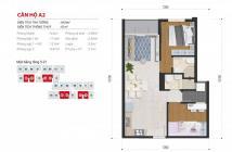 Bán căn hộ High intela MT võ văn kiệt p16 q8 2pn/64m tầng 7 chỉ 1,69 tỷ đã vat, ck 3% Lh 0938677909