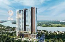 Bán CH Q2 Thảo Điền, 2PN DT 71m2, giá từ 70 tr/m2, full nội thất, TT 1%/tháng, LH 0901464307
