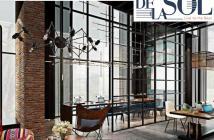 DeLa Sol - dự án căn hộ hạng sang ngay tại Q4 trung tâm TP của Capitaland- Singapore.LH 0906626505