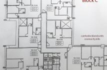 Sổ hồng trao tay với căn hộ Cosmo City căn góc 102m2 .LH : 0909.44.8284 gặp Hiền