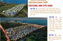 Mua bán đất nền Sentosa Mũi Né Phan Thiết giai đoạn 1, gđ2 liên hệ :0903754566