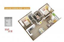Căn hộ High Intela mặt tiền Võ Văn Kiệt, giao nhà hiện đại giá bình dân chỉ 23tr/m2