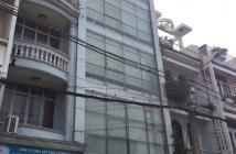 Bán nhà 6 tầng MT Nguyễn Cửu Vân, Bình Thạnh, DTCN 70m2, Giá 17 tỷ tl