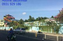 Cần bán lô đất Hòa Bình, Kênh Tân Hóa, mặt tiền đối diện công viên, liền kề Đầm Sen