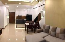 Vừa xong nội thất cần cho thuê CHCC The Gold View 2PN,giá 17tr/tháng.Lh 0909802822