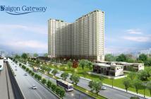 Bán căn hộ Saigon Gateway Quận 9, 65m2, 1.8 tỷ khộng chệnh lệch 0909 761 547