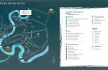Sang nhượng căn hộ D'Edge Thảo Điền - Q 2 - Capitaland, 2PN, 93m2, tầng trung, LH: 0936.779.717