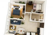 Bán căn hộ SaiGon Gateway Quận 9, 55m2, 1.6 tỷ, đối diện trạm metro 11, 0909 761 547