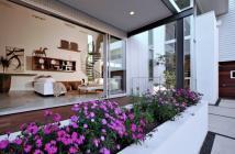 Tôi cần bán biệt thự Mỹ giang 7x18.5 ( 2 lầu) tặng nội thất cao cấp, sân vườn trước sau thoáng mát, 4 phòng ngủ ,có sổ
