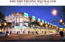 Bán gấp khu phố thương mại Mai Anh 1 trệt 3 lầu tại trung tâm Trảng Bàng-Tây Ninh