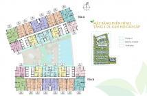 (lh 0981017215) sở hữu căn hộ 3 phòng ngủ cao cấp full nội thất chỉ 2.8 tỷ - Green Pearl Minh Khai.