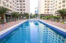 Bán gấp căn hộ chung cư Sky Center Q. Tân Bình, DT 80m2, 2PN, tặng NT, giá 3 tỷ. LH 0902.916.093