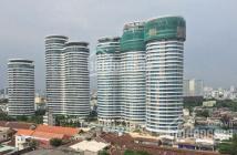 Bán căn hộ City Garden, giai đoạn 2, 2 phòng ngủ-108m2, view Q.1, sông SG, giá bán 5,5 tỷ. LH: 0909.038.909