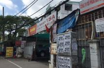 Cần bán đất mặt tiền Nguyễn Xí gần bến xe Miền Đông và chợ Cầu Đỏ