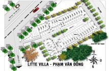 Chính thức nhận giữ chỗ 21 căn nhà phố MT Phạm Văn Đồng ngay TTTM Vincom PKD CĐT 0906 809 270