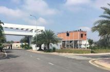 Bán đất nền ngay trung tâm Nhơn Trạch, giá 650tr/nền, sổ hồng xây dựng tự do