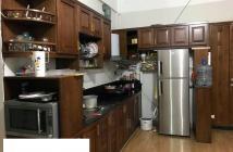Cho thuê gấp căn hộ Đường Sắt, MT CMT8, Q.3, đ/d công viên Lê T Riêng, DT 75m2, 2pn, 8tr5/th, nhà trống, lầu cao, view mát, an nin...
