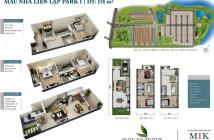 Bán biệt thự nhà phố tại Dự án River Park, Quận 9, Sài Gòn diện tích 75m2  giá 3.89 Tỷ
