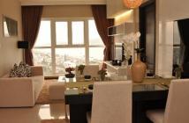 Cho thuê căn hộ chung cư Sao Mai , Lương Nhữ Học ,Q.5 . 95m2 , 2 pn ,2wc