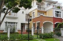 Cho thuê biệt thự phố vườn Mỹ Giang, Phú Mỹ Hưng, mặt tiền đường lớn, full nội thất. Lh 0918360012 Tâm