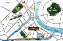 Chính thức mở bán đợt 1 căn hộ Charmington IRIS Quận 4, chiết khấu 2%, LH xem nhà mẫu