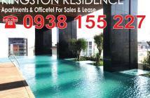 Chỉ với 3,5 tỷ sở hữu ngay CH Kingston Residence, dt 72m2, LH PKD CĐT 0938.155.227