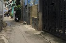 Bán nhà hẻm Nơ Trang Long, Bình Thạnh. Góc 2 mặt tiền hẻm. Giá 7,7 tỷ TL
