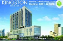 Chỉ với 3,9 tỷ sở hữu ngay CH Kingston Residence quận Phú Nhuận, dt 72m2 – LH PKD 0901428898