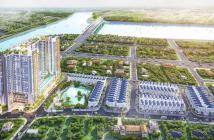 Căn hộ chung cư 2 phòng ngủ đường Nguyễn Lương Bằng quận 7