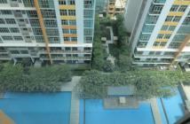 Bán căn hộ The Vista 135m, 3 phòng ngủ, view hồ bơi và sông, tầng 20