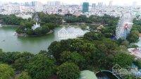 Bán đất xây nhà 5x19m, liền kề Đầm Sen nước, giá chỉ 6,77 tỷ