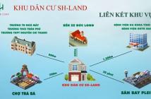 Cơ hội vàng đầu tư đất nền Sh Land