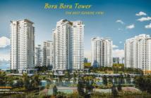Bán căn hộ 2 phòng ngủ, 90 m2, Đảo Kim Cương quận 2, tháp Bora Bora, B-08.03, view hồ bơi, 4.7 tỷ