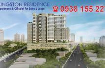 Sở hữu ngay CH Kingston Residence chỉ với 3.5 tỷ, dt 72m2, LH PKD CĐT 0938.155.227