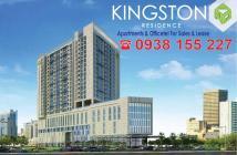 Bán căn hộ Kingston Residence, view công viên, tầng trung, giá tốt. Hotline: PKD CĐT 0938.155.227
