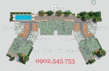 Căn hộ Penthouse đẳng cấp thượng lưu-The Everrich Infinity Q5- DT: 510m2- Giá: 27,2 tỷ