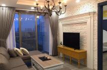 Cần bán căn hộ Riverside 86m2, tặng nội thất đẹp, thiết kế thoáng 2PN, 2 WC, có sổ hồng, giá rẻ