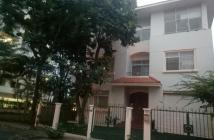 Cho thuê biệt thự Nam Thông, 252m2, nhà đẹp sạch sẽ, nội thất mới 100%. Giá: 45tr/tháng