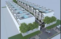 Bán nhà phố liền kề KDC Đông Thạnh, 1 trệt 2 lầu sân thượng, DTSD 180m2 chỉ từ 1,3 tỷ
