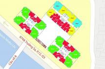 Bán căn hộ chung cư Screc Town, 974A Trường Sa, Phường 12, Quận 3