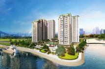 Căn hộ view 3 mặt sông Quận 8, Tạ Quang Bửu, 2 phòng ngủ, 1,1 tỷ/căn