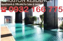 Bán CH Kingston Residence, giá hợp lý nhất Sài Gòn. LH PKD CĐT: 0932 166775