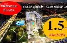 Bán căn hộ góc Trường Chinh Phan Văn Hớn 65m2, 2PN giá chỉ 1.5 tỷ