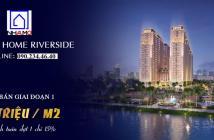 Bán căn hộ ven sông Dream Home Riverside Q8. Chỉ 1.1 tỷ/căn